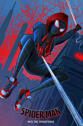 Spider-Man Into the Spider-Verse: Complete Screenplay