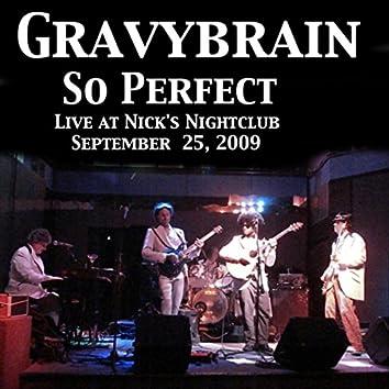 So Perfect (Live)