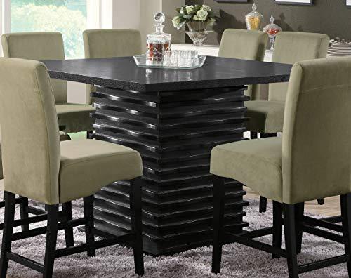 Stanton Square Counter Table Black
