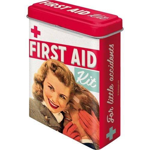 Nostalgic-Art 86104, Nostalgic Pharmacy First Aid Kit - Couple, Pflasterdosen