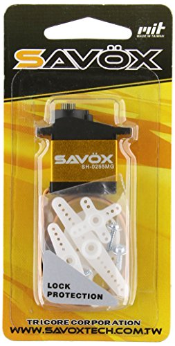 SERVO SAV X SH-0255MG