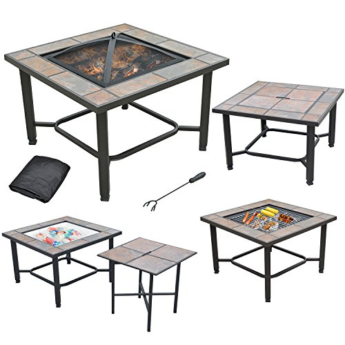 Multi-Purpose Coffee Table With Cooler