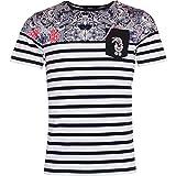 Religion Rugby - T-Shirt Marinière Julien Soone - 2XL