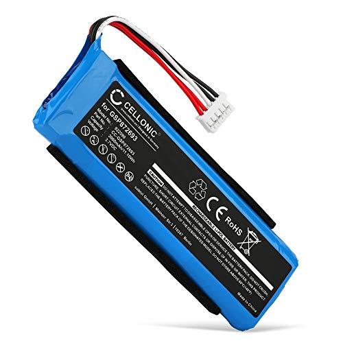 CELLONIC® Qualitäts Akku kompatibel mit JBL Flip 3, GSP872693, P763098 03 3000mAh Ersatzakku Batterie