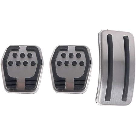 Ictronix Auto Fuel Bremse Fußbett Fußstütze Pedale Abdeckplatte Für Focus 2 Mk2 Mk3 2005 2016 Auto