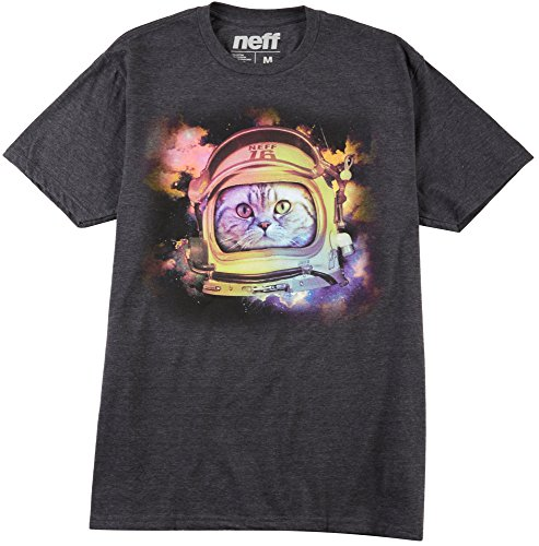 Space Kitten M charcoal heather