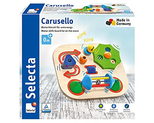 Selecta 61067 Carusello, Motorikbrett...