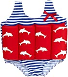 Beverly Kids Jungen UV Schutz Bojen-Badeanzug Costa Del Sol -