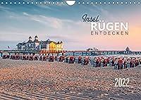 Ruegen entdecken (Wandkalender 2022 DIN A4 quer): Traumhafte Kuestenlandschaften (Monatskalender, 14 Seiten )