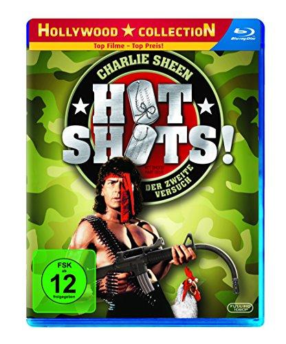 Hot Shots 2 - Der zweite Versuch [Alemania] [Blu-ray]