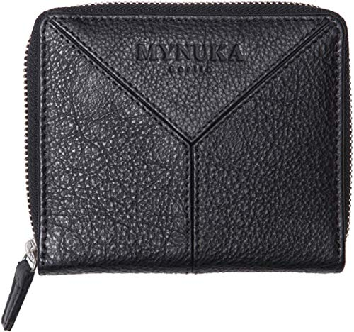 MYNUKA Damen Portemonnaie Dynuk Black One Size