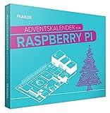 Franzis 55103 - Calendario dell'Avvento Raspberry Pi 2021, Costruire e programmare in 24 Giorni Una presepe di Natale per Bambini dai 14 Anni in su