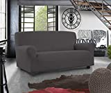Banzaii Funda Sofa Elastica – 2 Plazas Gris – Subito Fatto Made in Italy