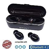 Écouteurs Bluetooth Sans Fil, Oreillettes Bluetooth Casques Sport, Boîte de Recharge Portable,...