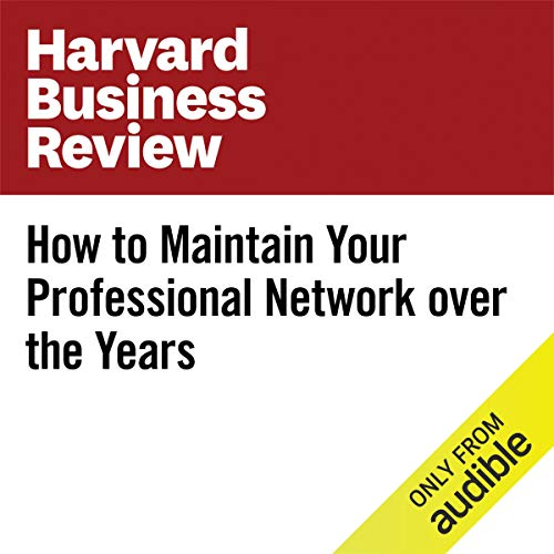 How to Maintain Your Professional Network over the Years copertina