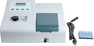 Spectrophotometer 4 LDC 721 Digital Lab Visible Wavelength Range 350-1020nm Wave Tungsten Lamp Equipment 110V Photometer U...
