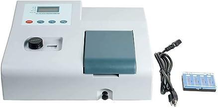 Spectrophotometer 4 LDC 721 Digital Lab Range Wavele Wavele Range 350-1020nm Wave Tungsten Lamp Equipment 110V Photometer USA Stock