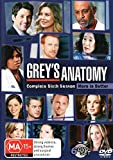 greys anatomy - complete sixth season more is better