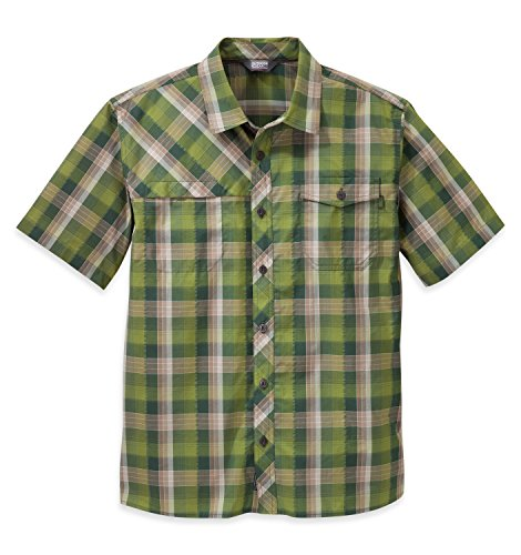 Outdoor Research Riff S/S Chemise pour Homme Large Chou