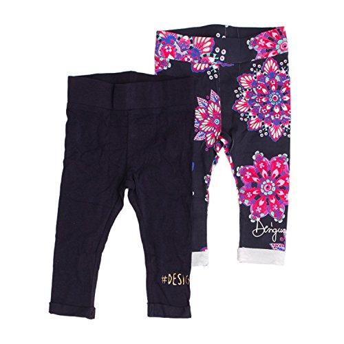 Desigual Pantalón bebé-niñas Azul