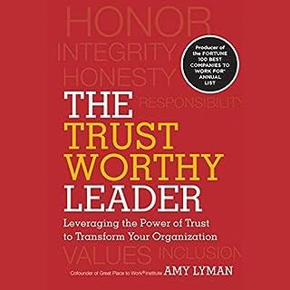 The Trustworthy Leader copertina
