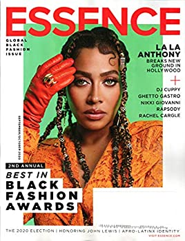 Essence Magazine  September/October 2020  La La Anthony Cover