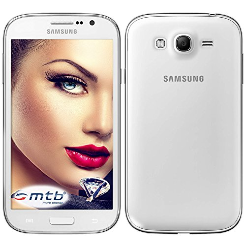 mtb more energy® Schutz-Hülle Clear und Slim für Galaxy Grand Neo/Grand Neo Plus (GT-i9060(i), 5.0'') | transparent | flexibel | TPU Silikon Hülle Cover Tasche