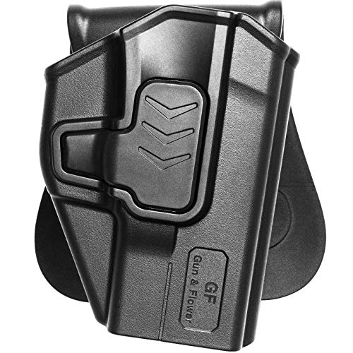 Taurus G2C Holster,Polymer OWB Holster for G2C Taurus/PT111 G2/G3C/PT140/PT138| Paddle Belt Holsters Outside The Waistband Carry G2C Holster Concealed Carry|9mm Gun Holsters Pistols Women/Man-Adj.Cant