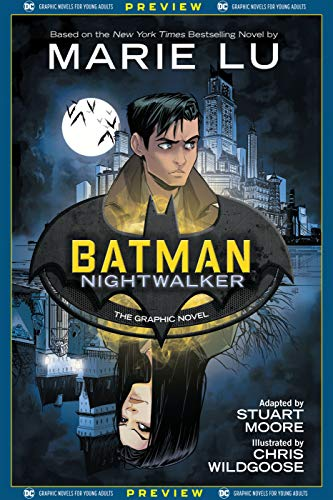 DC Graphic Novels for Young Adults Sneak Previews: Batman: Nightwalker (2020-) #1 (English Edition)