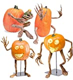 Commercial Decorative Foam Halloween Pumpkin Appendages with Bendable Wire Core