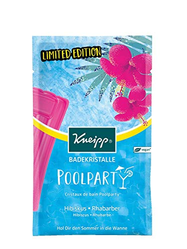 Kneipp Badekristalle Poolparty, 12er Pack (12 x 60 g)