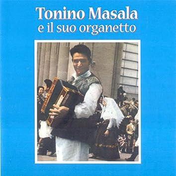 Tonino Masala e il suo organetto