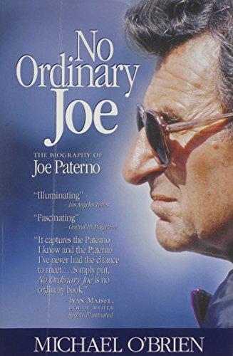 Download No Ordinary Joe: The Biography of Joe Paterno 1558537155