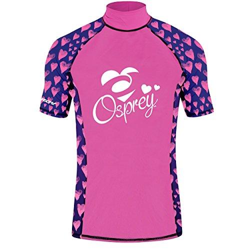OspreyMaglietta Donna Anti irritazione a Maniche Corte, Donna, Rosie Short...
