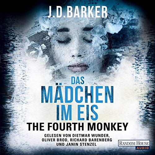 The Fourth Monkey - Das Mädchen im Eis  By  cover art