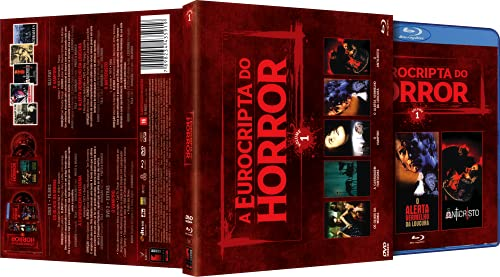 A Eurocripta do Horror - Vol. 1 Blu-ray