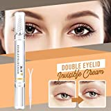 Best Double Eyelid Gels - Invisible Double Eyelid Shaping Cream Eyelid Styling Pen Review