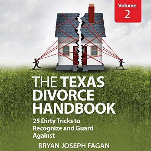 The Texas Divorce Handbook, Volume 2 Titelbild