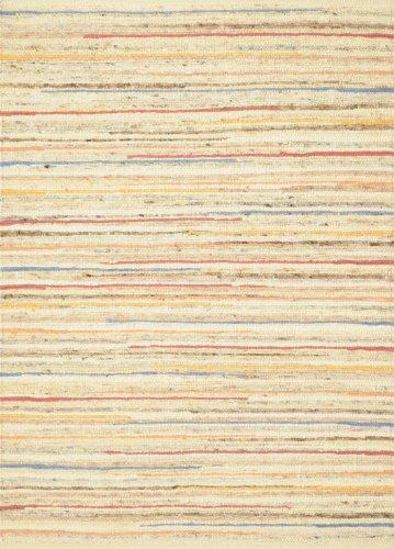 Tisca Teppich Andorra handgewebt Multicolor (170 x 230 cm)