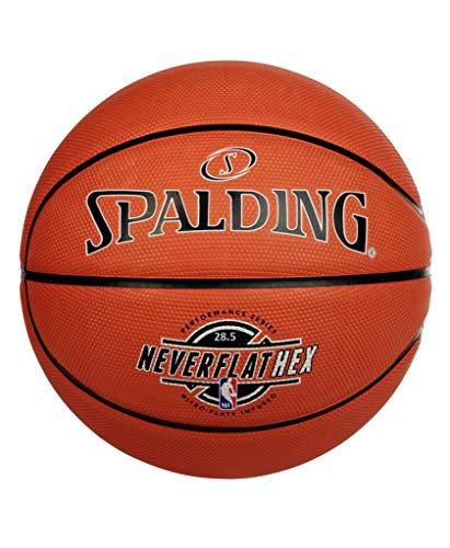 Buy Discount Spalding NBA SGT NeverFlat Hexagrip Basketball