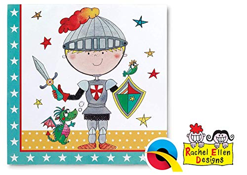 Neu: 20 Servietten * TAPFERER Ritter * für eine Mittelalter-Party | Mottoparty Kinder Geburtstag Motto Party Kindergeburtstag Drache Fantasy Kreuzritter Schloss Burg Ritterburg Partygeschirr