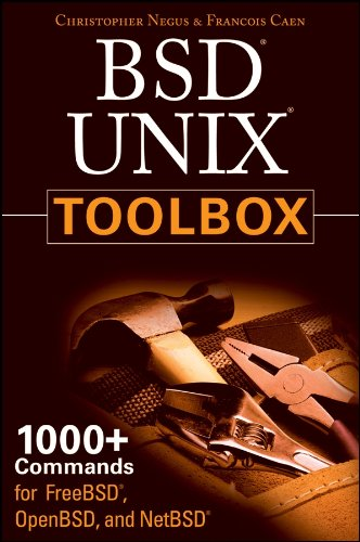 BSD UNIX Toolbox: 1000+ Commands for FreeBSD, OpenBSD and NetBSD (English Edition)