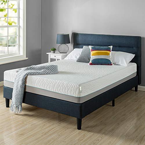 ZINUS 10 Inch Green Tea Pressure Relief Memory Foam Mattress/Zoned Airflow Design/CertiPUR-US Certified/Bed-in-a-Box,...