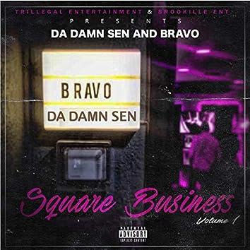 Square Business, Vol. 1