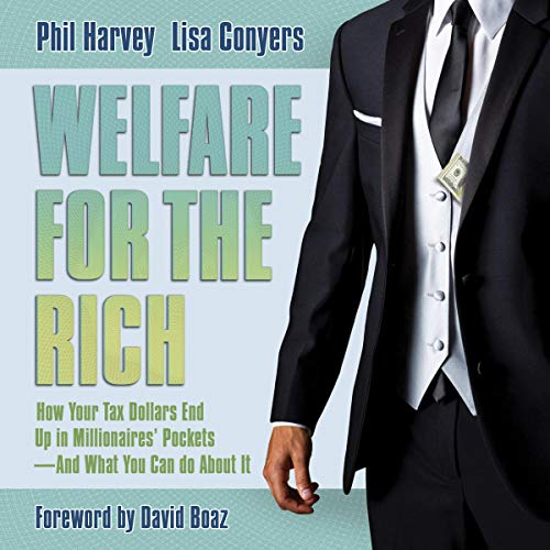 Welfare for the Rich cover art