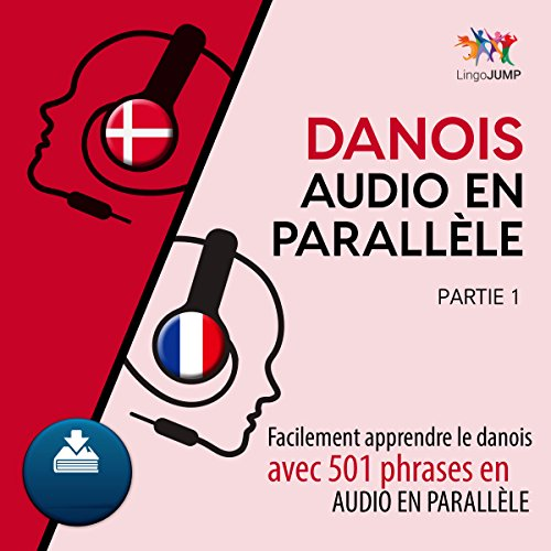 Couverture de Danois Audio en Parallèle [Danish Parallel Audio]