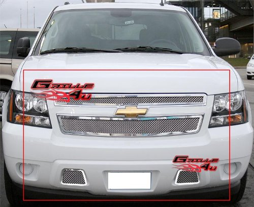 08 chevy avalanche grill - 2