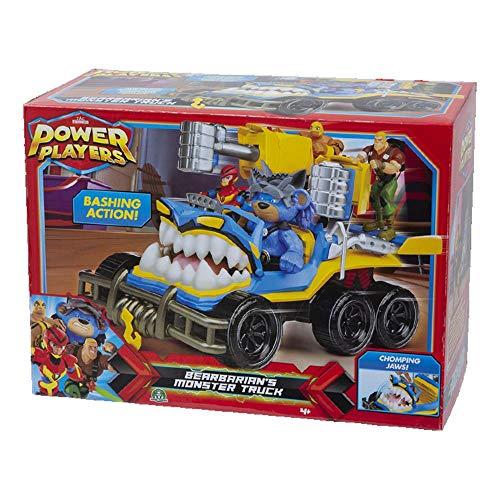 Giochi Preziosi - Power Players Veicolo T-Force, PWW03000
