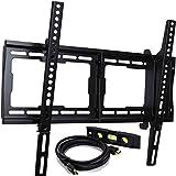 VideoSecu Tilt TV Wall Mount for Vizio 32 to 70' HD LED TV D55-D2 M55-C2 D55u-D1 E55-C1 E55-C2 D58u-D3 M60-C3 E60-C3 D60-D3 D65u-D2 D65-D2 E65-C3 E65x-C2 M65-C1 D70-D3 E70-C3 M70-C3 M75-C1 M80-C3 BG0