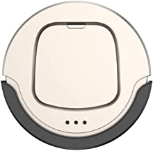 GHXX Automatic Robot Vacuum - Infrared Remote Control Home 1300mAh Self-Charging Robotic Vacuum Cleaner, Cleans Hard Floors and Carpet to Prevent Collision S550 (EU/US/UK Pulg),Gold,EUpulg
